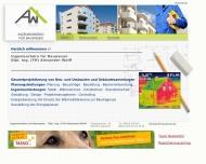 Bild Webseite  Freigericht