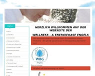 Website Wellness- & Energieoase Engels
