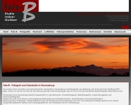 Website Fotostudio Foto-B