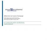 Bild Webseite muc IT systems München