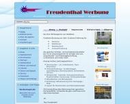 Bild Webseite  Radebeul