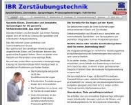 Bild IBR Zerstäubungstechnik GmbH