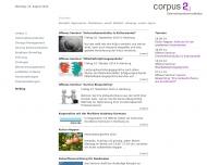 Bild corpus 2 Unternehmenskommunikation