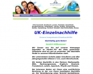 Website UK-Nachilfe