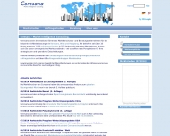 Website Ceresana