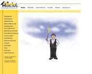 Bild Webseite  Kalletal