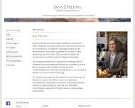 Bild Jana Zarlung Dipl.Restauratorin