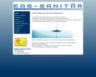 Website E.u.A. Schoenell Sanitärtechnik