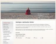 Website Michael Hadrossek  Heiler / Medium