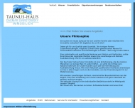 Bild Webseite  Königstein im Taunus