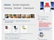 Website Schulte Möbel Madfeld