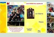 Bild Theatermasken-Atelier Stefanie Buss, Hamburg