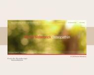 Bild Webseite Osteopathie / Kinderosteopathie Monika Wellenbrock Berlin Berlin