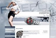 Bild FIREFOX Uhren Deutschland/ DR Uhren GmbH