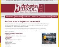 Bild Betonbohr und Sägedienst Hydrautec Hügen