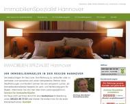Website Andreas Niendieker Immobilien Spezialist