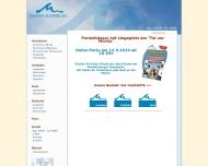Bild Webseite Ferienhäuser an der Müritz in Mecklenburg Waren (Müritz)