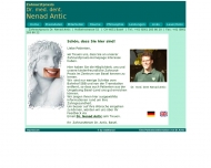 Website Zahnarzt/ Dentist Basel