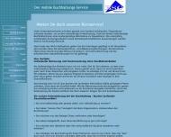 Website BSC · Büro-Service-Center