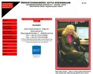 Bild Übersetzungsbüro Jutta Kreienbaum