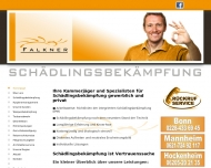 Bild Falkner Schädlingsbekämpfung GmbH