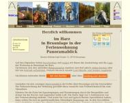 Bild Webseite  Braunlage