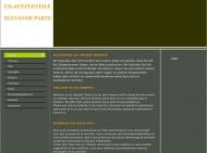 Bild Webseite CD-AUFZUGTEILE Köln
