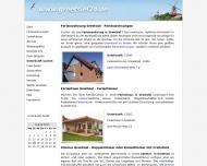 Website Ferienwohnungen Vermietungsservice Lohmann