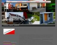 Bild Webseite BORKOWSKI - Architekten Reichenbach an der Fils