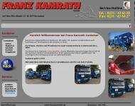 Website Franz Kamrath