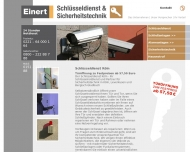 Website Stephan Einert
