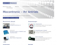 Website Mocontronic Systems
