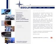 Website BalticSecur