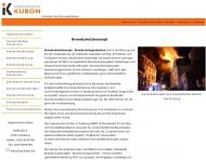 Bild Brandschutzkonzept Dr.-Ing. Kubon