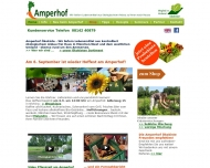 Website Amperhof Ökokiste
