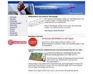 Bild Webseite Horst Schäfer Saarbrücken