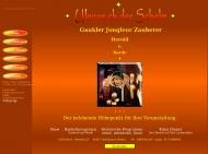 Website Gaukler, Jongleur, Zauberer | Ulenreich der Schelm