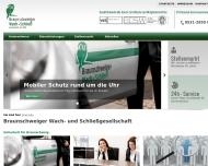 Bild Braunschweiger Wach- und Schließgesellschaft