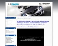Bild Webseite Autogasumrüst- & KFZ Meisterbetrieb Köppen Berlin