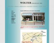 Bild Webseite WolterGravuren Inh. B.Weißflog Kiel