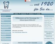 Bild Webseite  Vacha