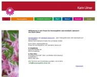Bild Ulmer Karin Homöopathie und metabolic balance