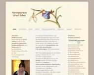 Bild Webseite Naturheilpraxis für KINDER, JUGEND und FAMILIEN Hamburg