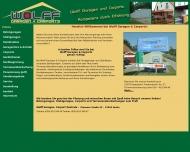 Website Garagen & Carport Zentrale