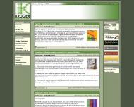 Bild Webseite Malermeister Stefan Krüger Kerpen