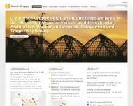 Website Dorsch International Consultants