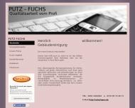 Bild Webseite Putz-Fuchs Magdeburg Magdeburg