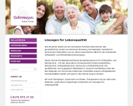 Bild Gehrmeyer Orthopädie u. Rehatechnik GmbH