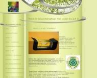 Website Praxis für Gesundheitspflege©