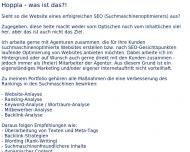 Bild Internet-Marketing & Suchmaschinenoptimierung